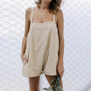 Olive Orchard Ladies Overalls