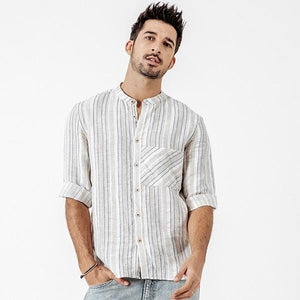 California Hibiscus Mens Shirt