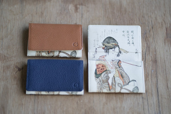 HOKUSAI  Card case