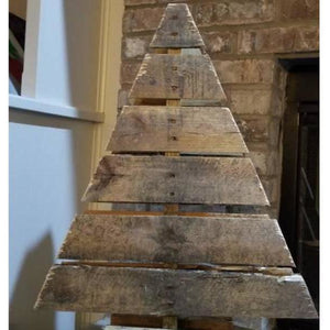 Pallet Wood Christmas Tree.Pallet Wood Christmas Tree