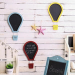 Wall Mount Wooden Balloon Blackboards