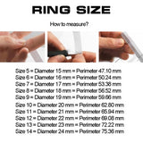 cheap rings sizes