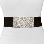 Crushed Gemstone Belt - Two 12 Fashion