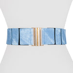 Denim Stretch Belt - Two 12 Fashion