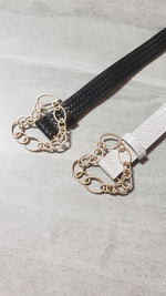 Chain Link Heart Waist Belt - Two 12 Fashion