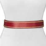 Entwined Cummerbund Belt - Two 12 Fashion