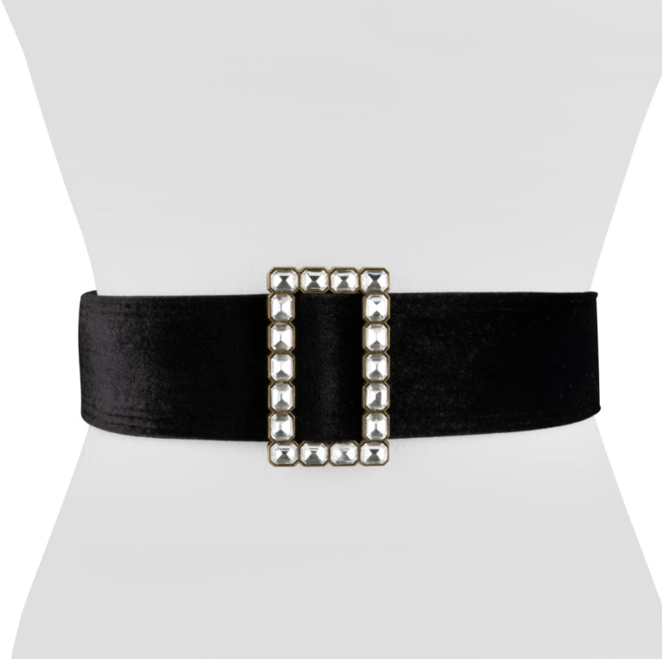 Diamond Window Belt - Two 12 Fashion