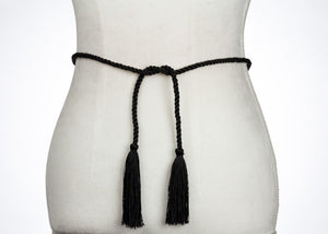 Two 12 Fashion Designer  Tassel Belt - Two 12 Fashion