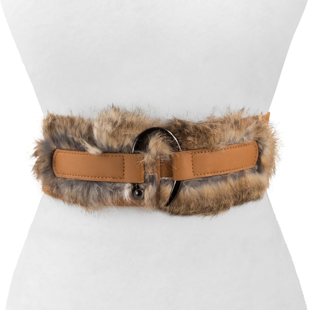 Fur Hook Belt - Two 12 Fashion
