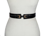 Double Buckle Belt - Two 12 Fashion