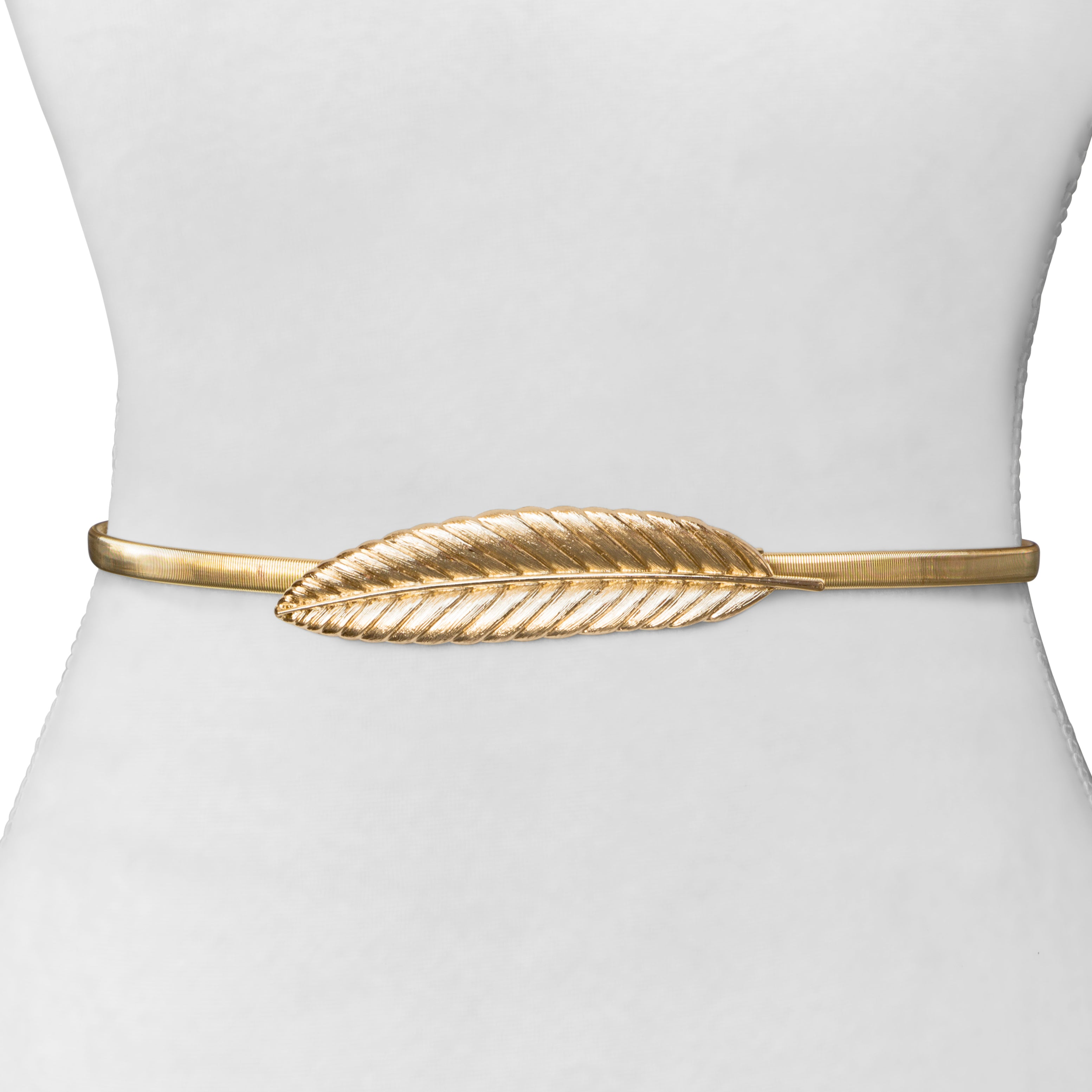 Greek Leaf Belt - Two 12 Fashion