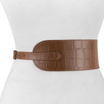 Wide Side Belt - Two 12 Fashion