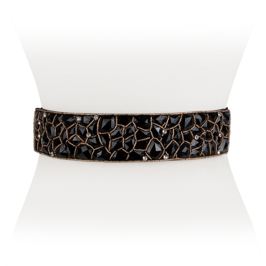 Onyx Stone Belt - Two 12 Fashion