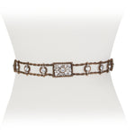 Vintage Diamond Chain Belt - Two 12 Fashion