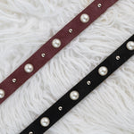 Pearl Grommet Belt - Two 12 Fashion