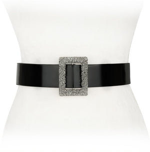 Entwined Buckle Waist Belt - Two 12 Fashion