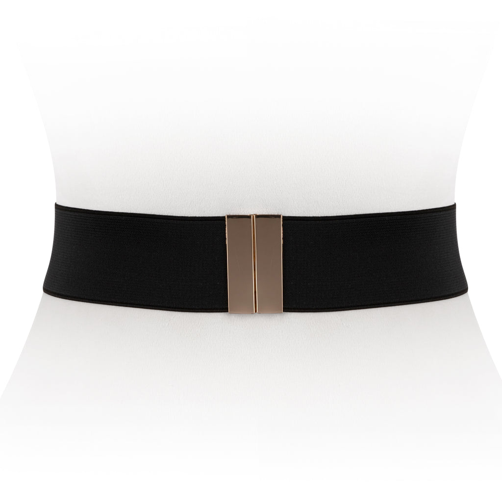Wide Stretch Belt Womens
