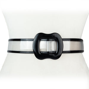 Lucite Belt - Two 12 Fashion