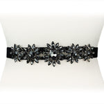 Stretch Jeweled Sun Belt - Two 12 Fashion