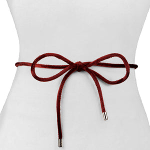 Horsehair Rope Belt - Two 12 Fashion