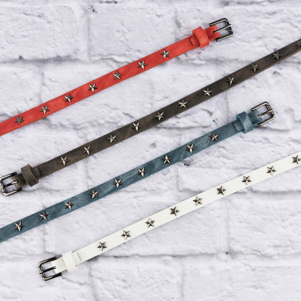 Skinny Star Belt - Two 12 Fashion