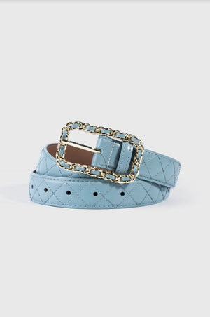 Quilted Belt - Two 12 Fashion