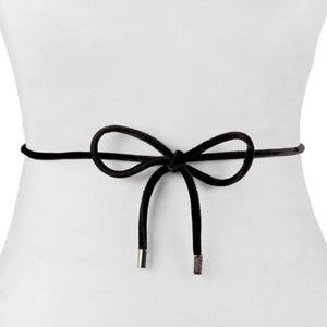 Two 12 Fashion Women's Velvet Rope Belt - Two 12 Fashion