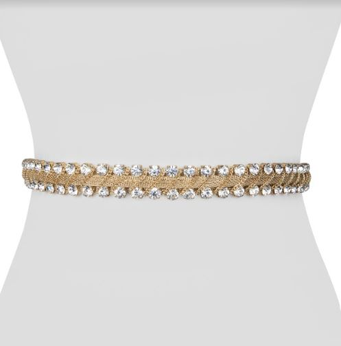 Mesh Chain Belt - Two 12 Fashion