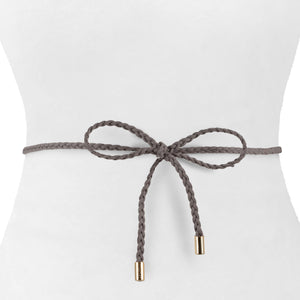Suede Rope Belt - Two 12 Fashion