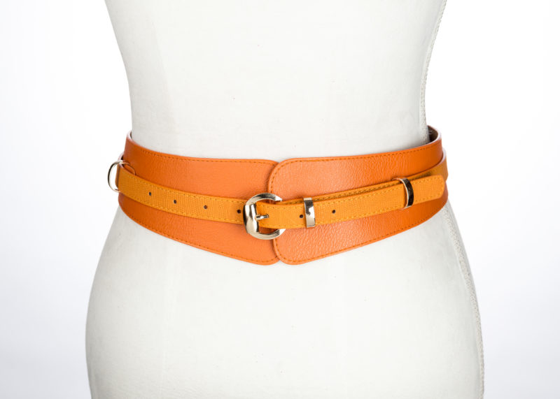 Classic Cummerbund Belt - Two 12 Fashion