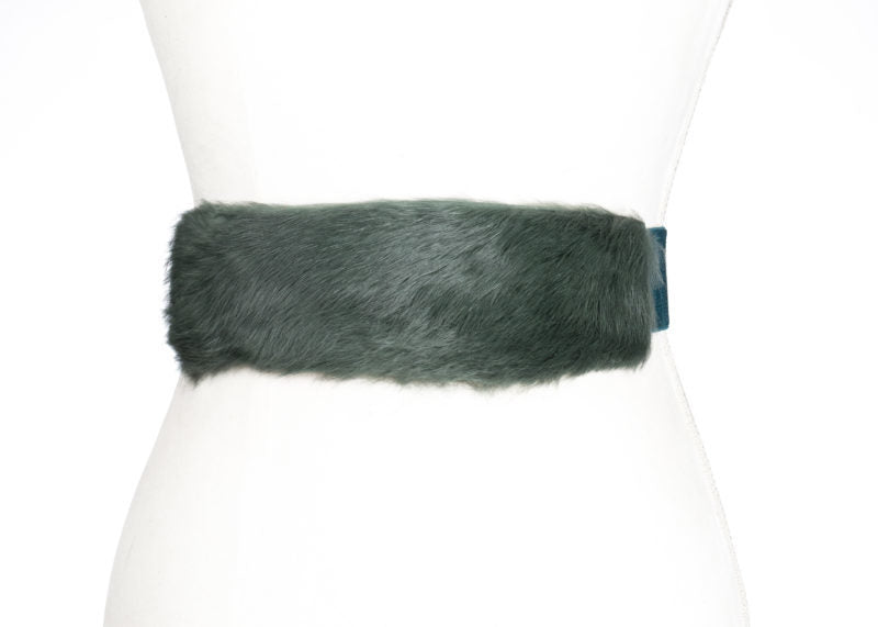 Luxury Fur Belt - Two 12 Fashion