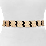 Honey Comb Belt - Two 12 Fashion