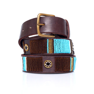 Blue  Multi belt