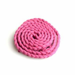 Pink Braided Fabric