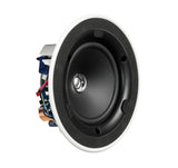 "KEF CI130ER Ultra Thin Bezel 5.25""  Round In-Ceiling Speaker."