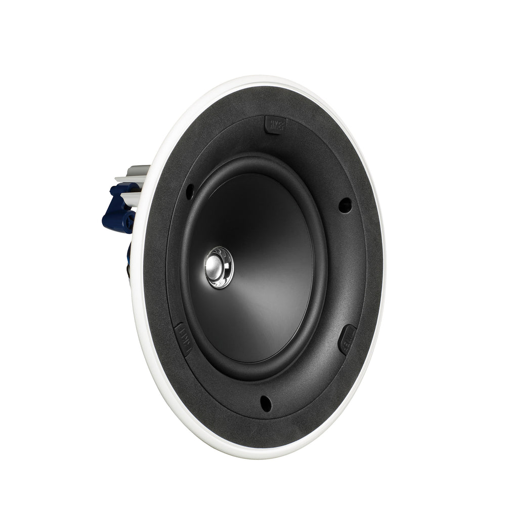 "KEF Ultra Thin Bezel 6.5"" Round In Ceiling Speaker."