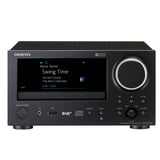 ONKYO Network CD Receiver.