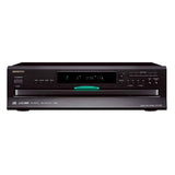 ONKYO 6-Disc CD Carousel Changer.