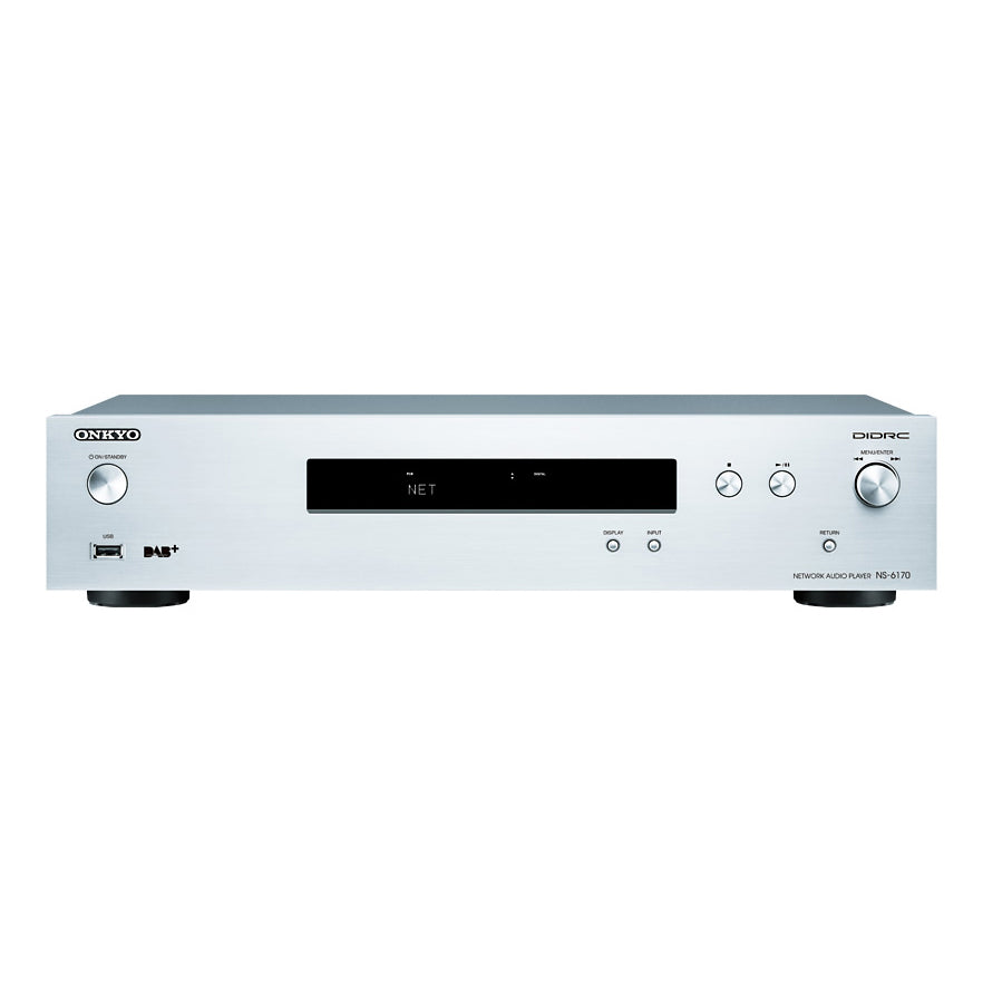 ONKYO High Res Network Audio Player.