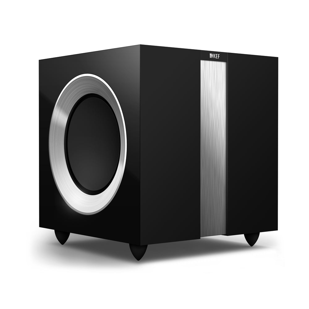 "KEF Twin 9"" 250W Powered Subwoofer."