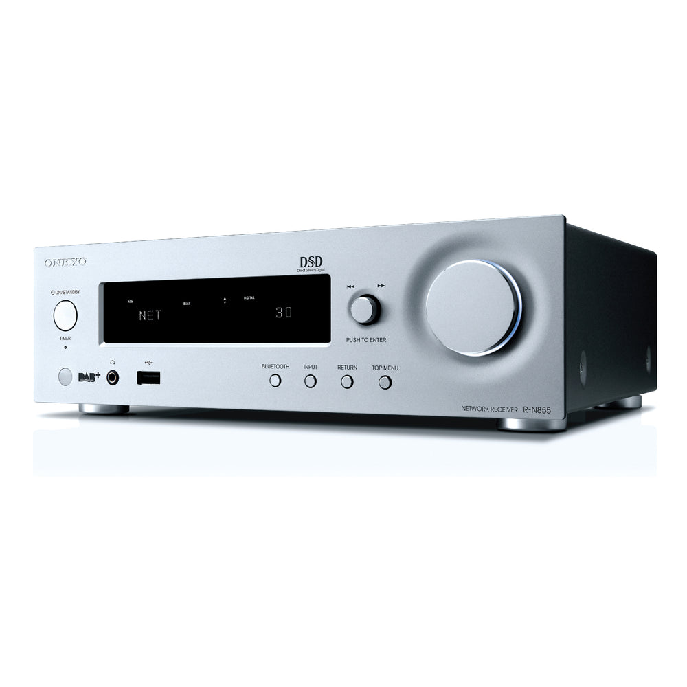 ONKYO Stereo Network Receiver.