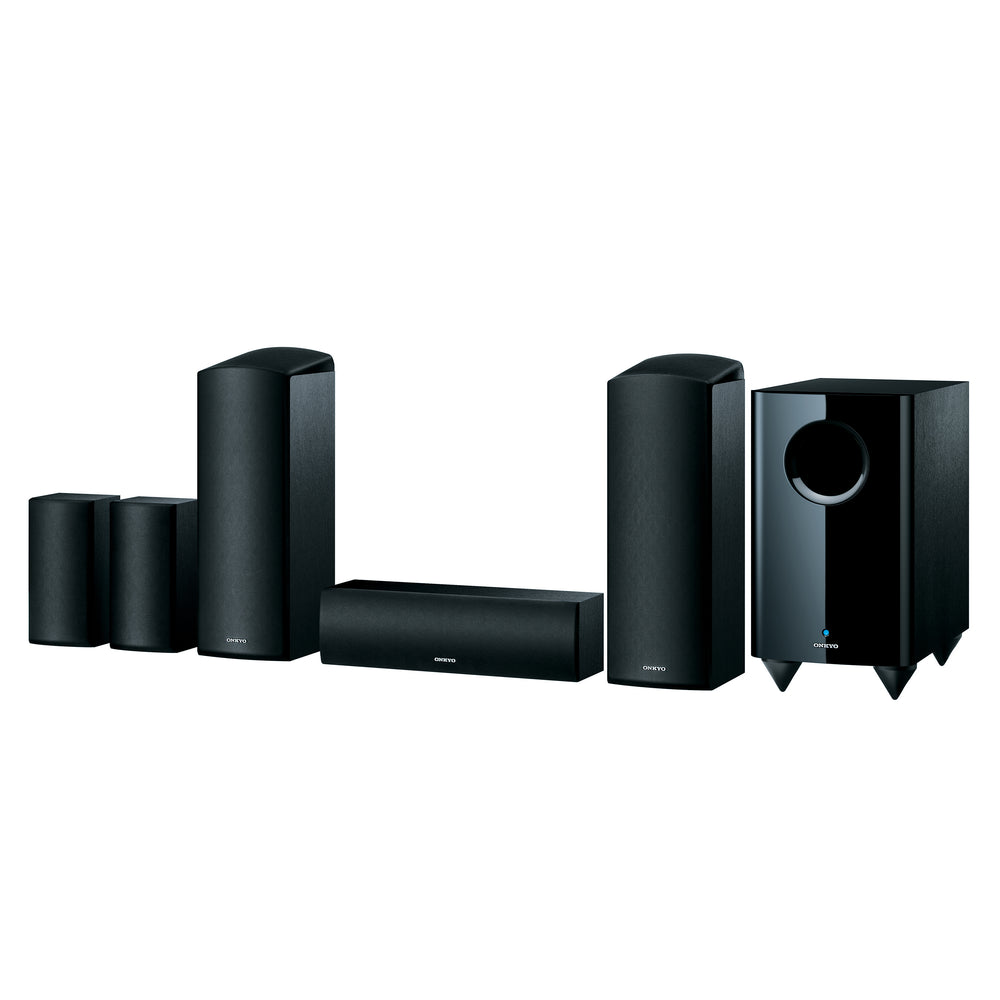 ONKYO 5.1.2 Channel Home Cinema Speaker System.