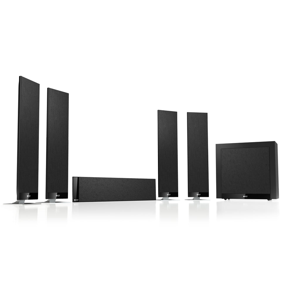 KEF Home Theatre Speaker System.