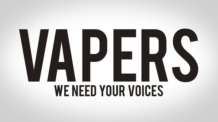 HOW TO DO MORE TO SAVE VAPING!