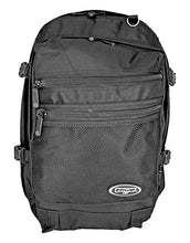 Load image into Gallery viewer, EASTWEST USA BLACK ALL SEASON BACKPACK - Fulfillment Center
