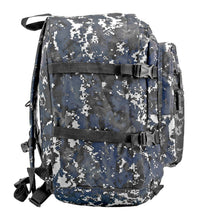 Load image into Gallery viewer, EASTWEST USA BLUE DIGI CAMO ALL SEASON BACKPACK - Fulfillment Center