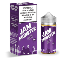 Load image into Gallery viewer, JAM MONSTER E-JUICE 100MLS - Fulfillment Center