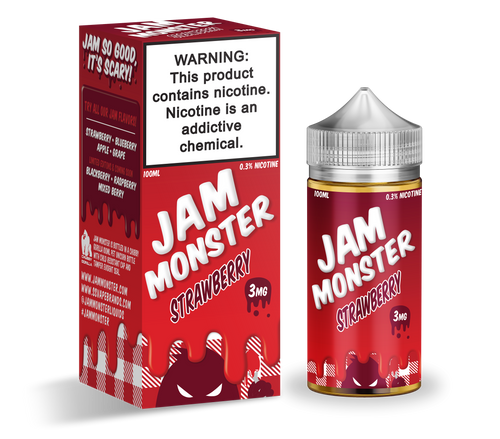 JAM MONSTER E-JUICE 100ML