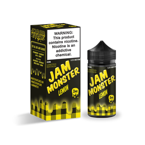 JAM MONSTER E-JUICE 100MLS - Fulfillment Center