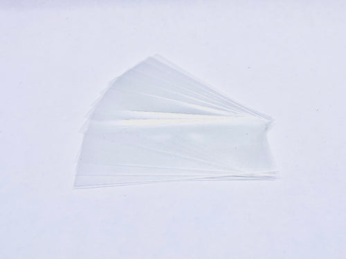 BATTERY WRAP CLEAR 18650 10PK By BILLI BILLI - Fulfillment Center